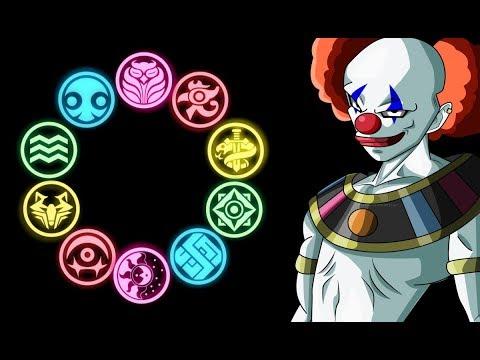 El Significado De Los 12 Símbolos Universales Dragon Ball Super