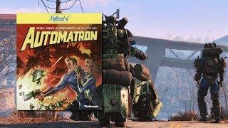 Прохождение Fallout 4 #30 Проходим дополнение automatron Часть 1
