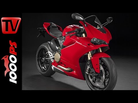 Ducati 1299 Panigale 2015 | First Look