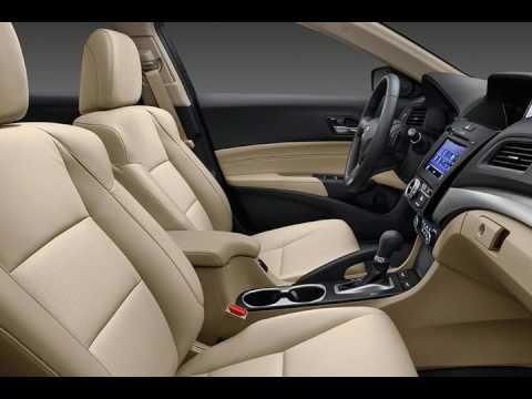 Superior 2017 Acura ILX Interior