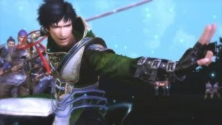 Dynasty Warriors 7 Empires - TGS 2012 Trailer