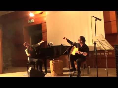 Monica Papalía,  Luz Pierotto, Miguel A Filippini. Musica Argentina.Tango y Folklore
