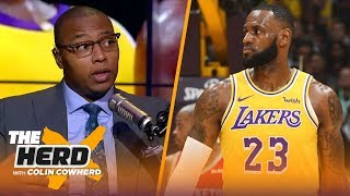 Caron Butler: The Lakers know this is a couple year process | NBA | THE HERD