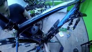 Ремонт велосипеда MTB техническое обслуживание(Сегодня мы расскажем о ремонте велосипеда. Из этого видео вы узнаете: - как снимать колеса с велосипеда;..., 2016-11-15T15:28:39.000Z)