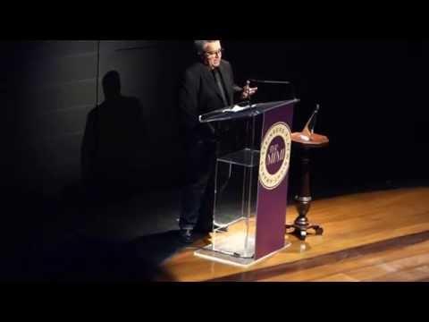 Stephen's acceptance speech - 2014 Steinberg Playwright Award