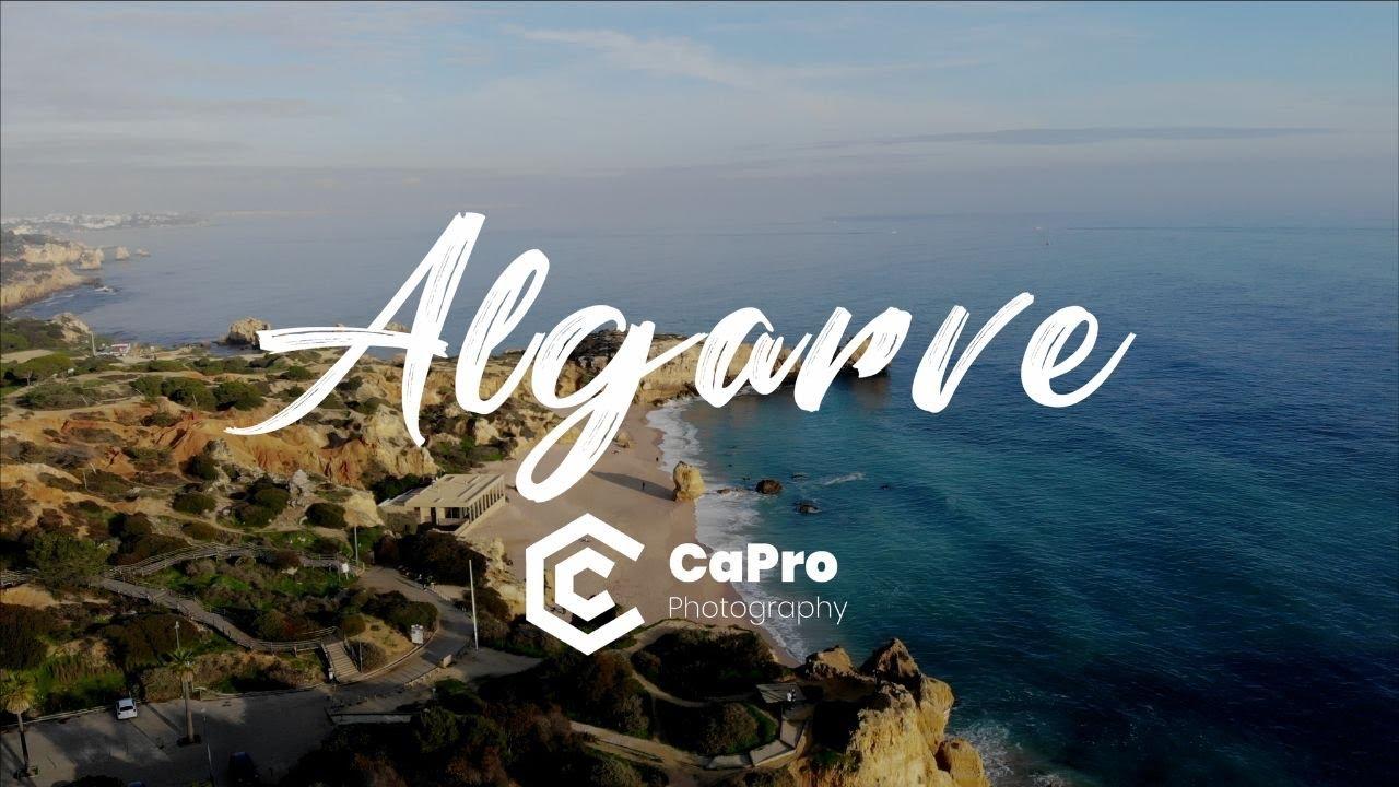 Algarve, Portugal | 4K drone footage, DJI Mavic Air