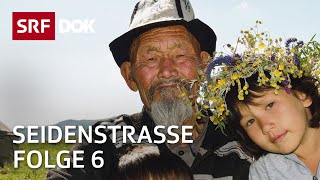Seidenstrasse: Von Bishkek nach Kashgar (Folge 6)