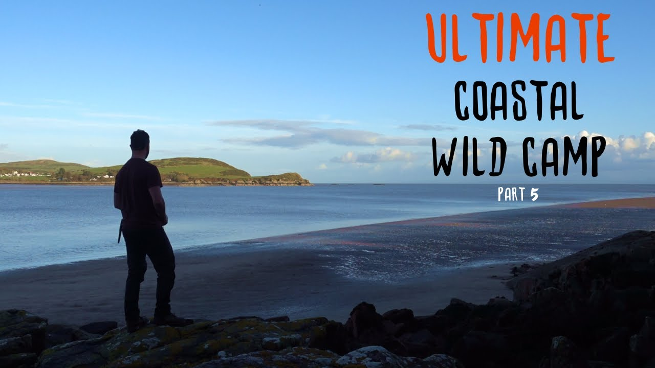 Solo Wild Camping In Scotland - Mini Series (Part 5) - YouTube