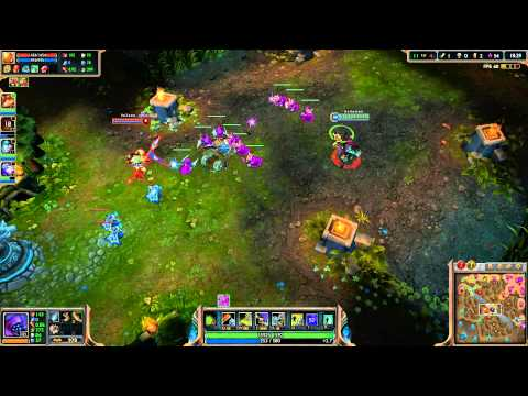 League of Legends Let's Play [1080p HD] - Jax Jungle #6 - Ep. 28