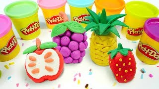 Play Doh videos for toddlers: Learn colors with Playdough.