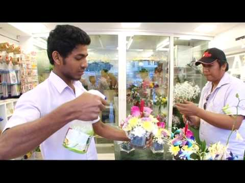 MOHAMMED SHANI  GENERAL MANAGER,CHOICE FLOWERS