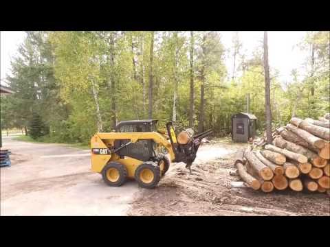 Halverson Wood Products Demo