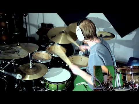 Killswitch Engage - Beyond The Flames (Drum Cover)