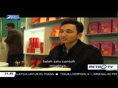 [Metro TV] Taman Baca Multatuli, Bangkitkan Gairah Membaca di Pelosok Banten