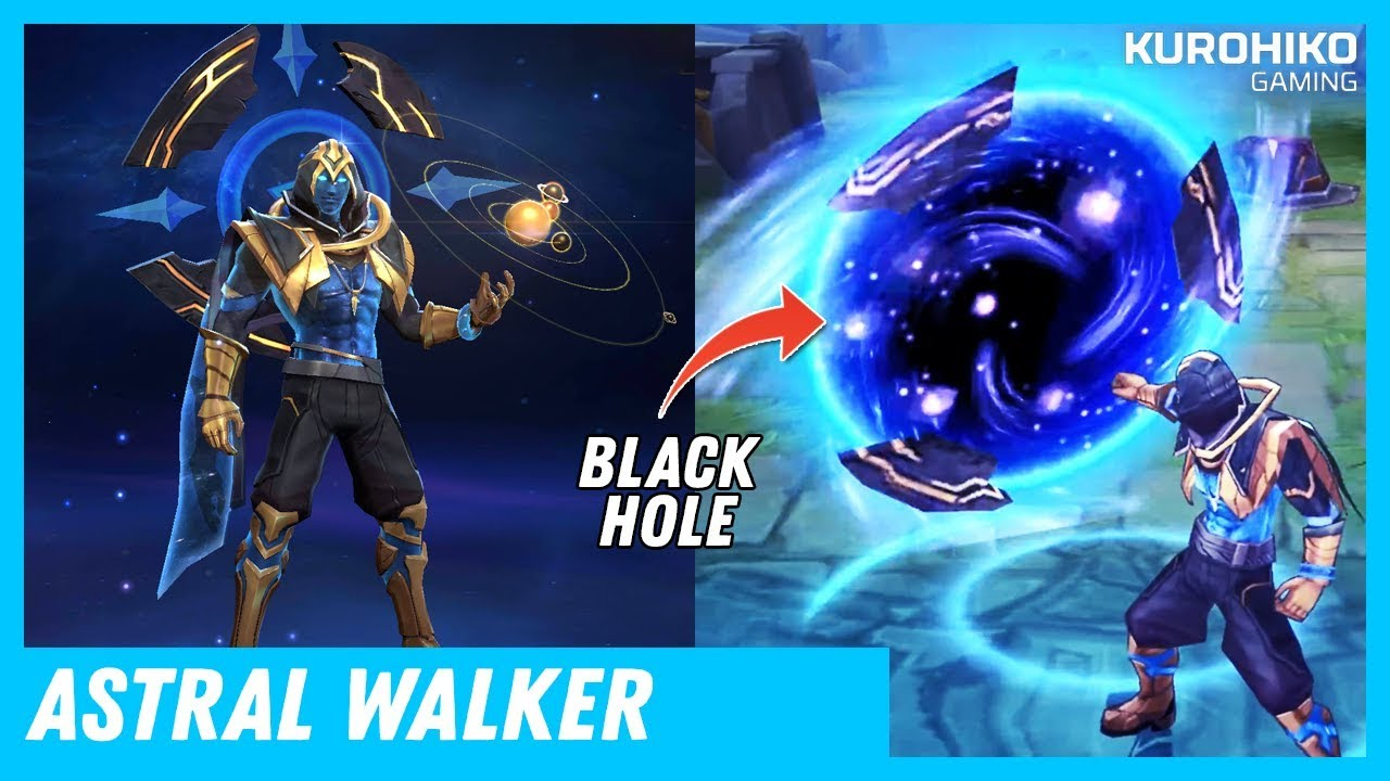 Skin Tulen Astral Walker Arena Of Valor Aov