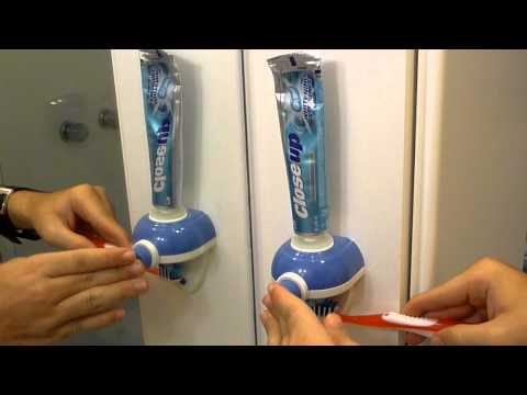 Deal Extreme - Automatic Toothpaste Squeezer