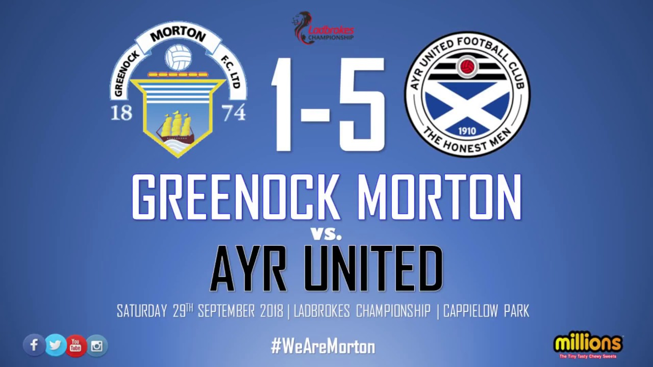 Image result for 5-1 morton ayr