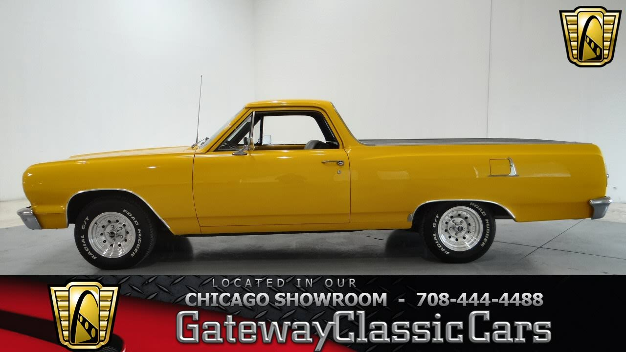 1964 Chevrolet El Camino Gateway Classic Cars Chicago #734 - YouTube