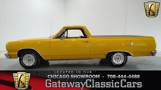 1964 Chevrolet El Camino Gateway Classic Cars Chicago #734