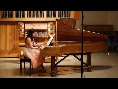 W.A. Mozart - Fantasia in c minor, K. 396 (Period Instrument)