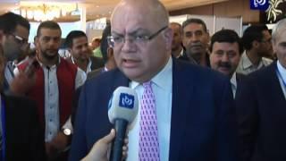 بدء أعمال المؤتمر الأردني الدولي السابع للهندسة المدنية - (9-5-2017)