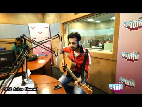Atif Aslam's Interview on City101.6 - 9th March, 2011 || www.aadeez.com