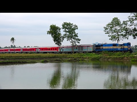 First Commercial Run of Bandhan Express (Kolkata to Khulna)- Indian Railways thumbnail