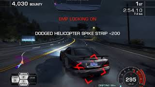 Need for Speed  Hot Pursuit - Blacklisted - Gameplay