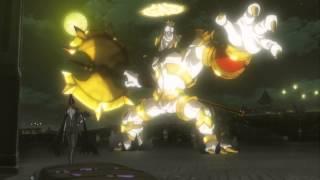 アクションゲームを基に『アフロサムライ』シリーズなどの木崎文智が監...