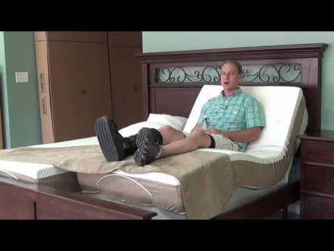 Leggett Platt, Glideaway Adjustable Bed Video 2016