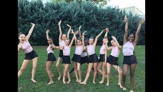 Gymnastique Magique 2016 - Flying Angels Gymnastics Club - Senior Group Dance