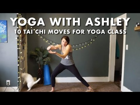 10 Tai Chi Moves for Yoga Class