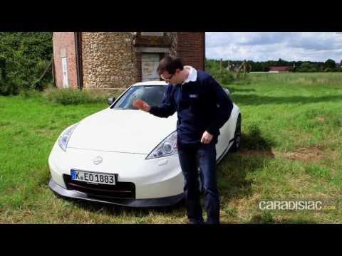 Essai Nissan 370Z Nismo le pousse au crime