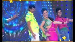 Dancing Superstar Siddharth Jadhav | Maharashtracha Favorite Kon | December 20, 2015