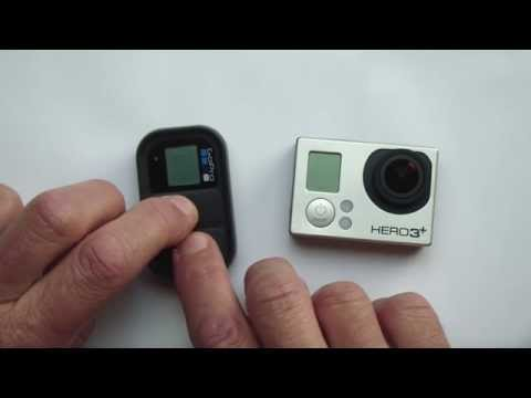 Solution - For Trouble Pairing GoPro Wi-Fi remote