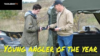 ****Learn to Fish Carp Academy Young angler of the year****