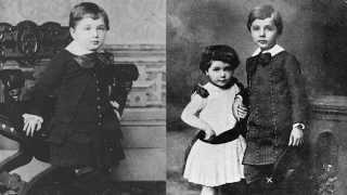 Scientist Albert Einstein Unseen Childhood Exclusive Video
