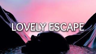 Charlie Brennan, Glaceo, Emma Rae ‒ Lovely Escape (Lyrics)