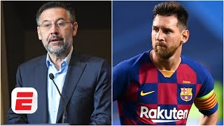 As the fallout from barcelona's historic defeat vs. bayern munich continues, espn fc's julien laurens sounds off on barcelona president josep maria bartomeu....