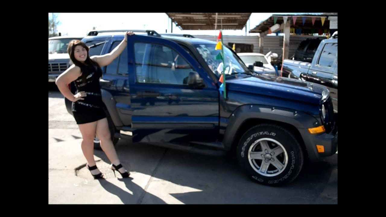 Lifted Jeep Renegade >> Automotriz California Jeep Liberty Renegade 2005 - YouTube