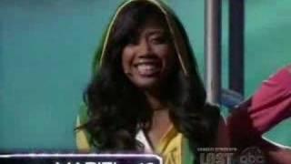 "Dance War - Team Carrie Ann Performs ""Run It"""