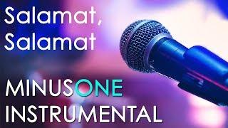 Instrumental: Salamat Salamat | Karaoke | Minus one | Lyric video