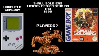 PokeCast : GameBoy : Small Soldiers