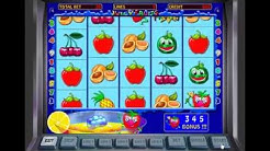 JUICY FRUITS +BONUS GAME! +BIG WIN! online free slot SLOTSCOCKTAIL hhs