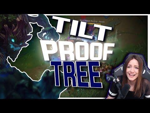 KayPea - Tilt Proof Tree