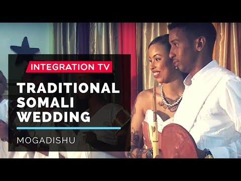 Somali Traditional Wedding in Mogadishu