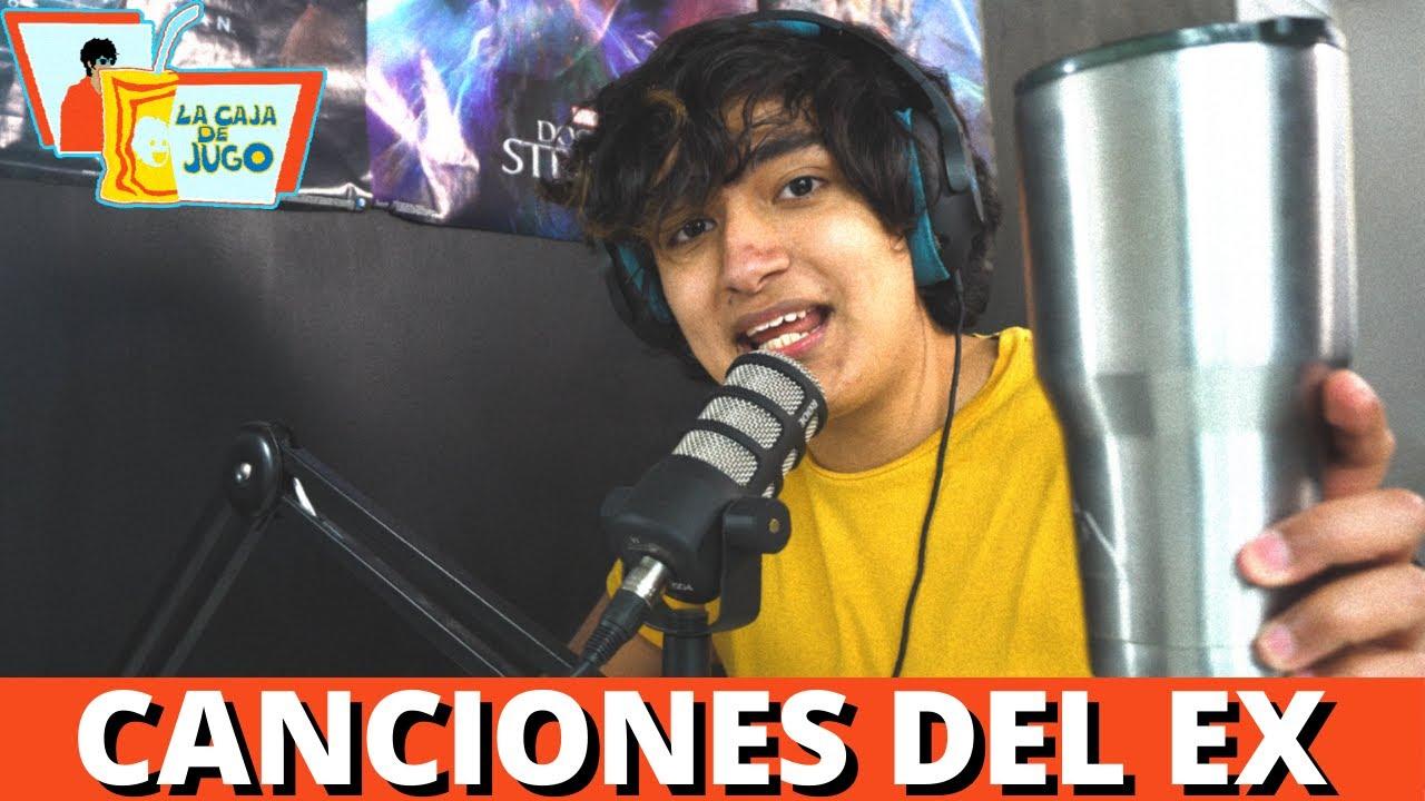 CANCIONES DE DESAMOR! PODCAST LA CAJA DE JUGO #14