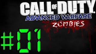 ► CoD Advanced Warfare Exo Zombie ◄ ► Let's Play ◄ ► Full HD/60 FPS + Webcam ◄ ► Part#01 ◄