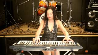 Dimmu Borgir -  Kings Of The Carnival Creation - piano cover видео