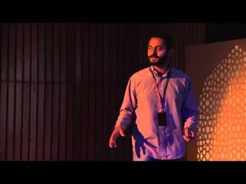 Art for all | Harsh Raman Singh Paul | TEDxNizamuddin